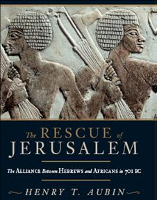 Rescue of Jerusalem Cover